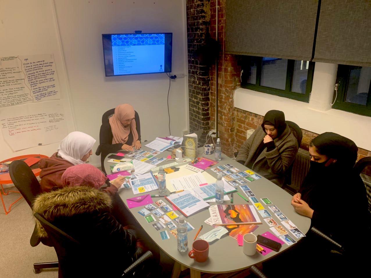 Sisters Workshop